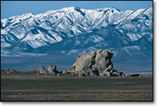 Picture of Adobe Rock.