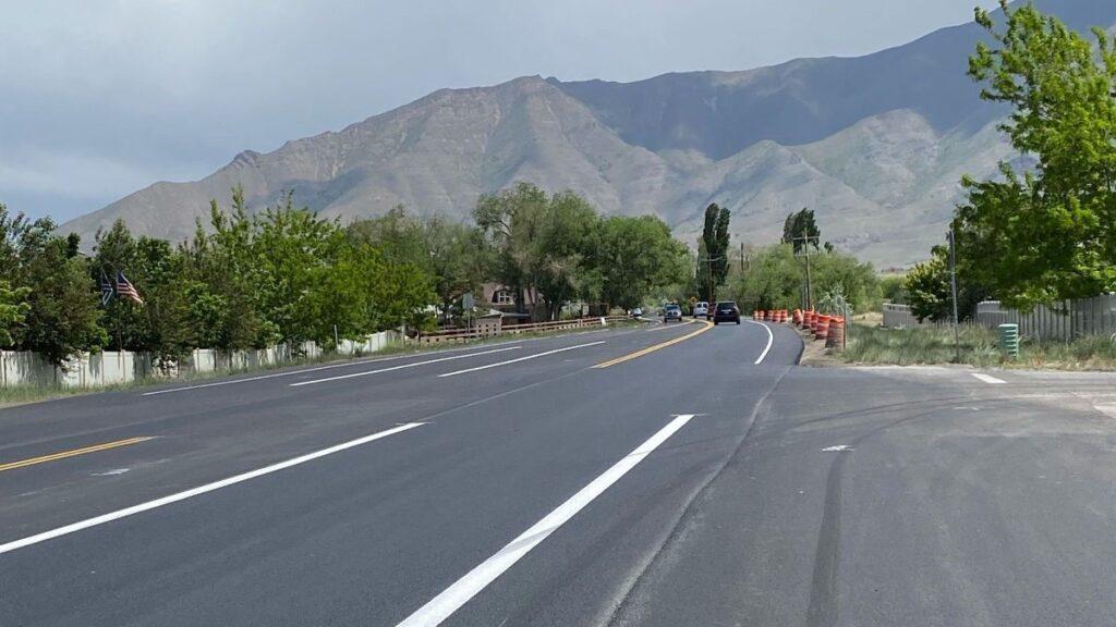 SR 138 Road Construction